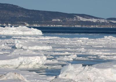 Baie des Chaleurs, Québec, Canada