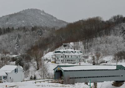 L'auberge des Cévennes, Saguenay