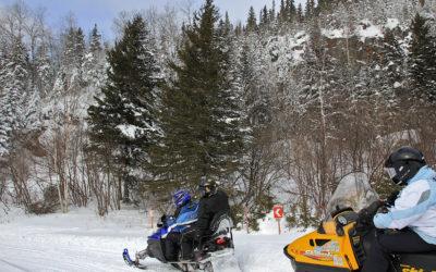 Randonnée sur les sentiers du Québec