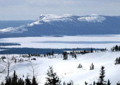 Sur le Fjord du Saguenay